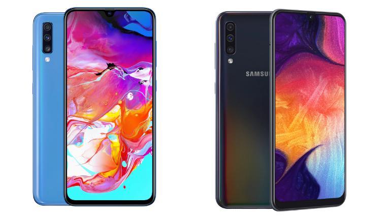 ویژگی های گوشی Samsung Galaxy A70 برای کاربران
