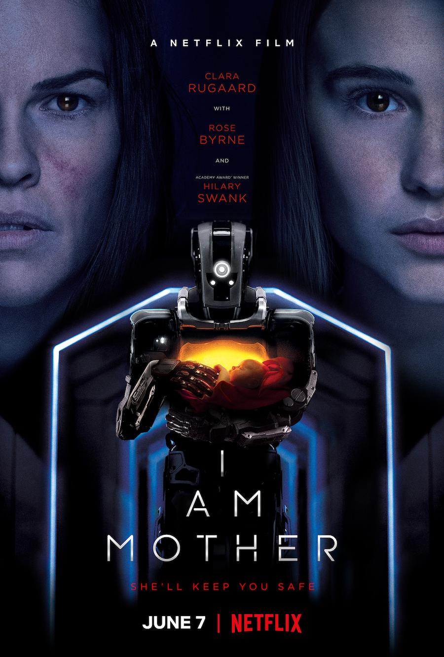 نقد و بررسی فیلم I Am Mother 2019