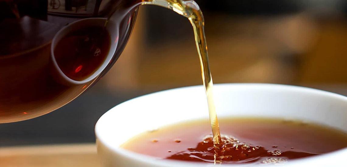 خواص درمانی انواع چای و روش صحیح دم کردن چای سبز